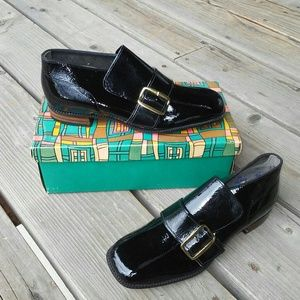 Other - Girls Vintage Loafer with Buckle